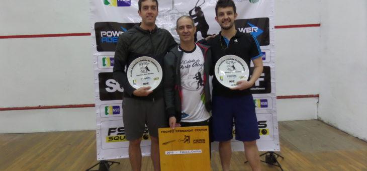 Resultados Segunda Etapa do Circuito Gaúcho de Squash em Porto Alegre